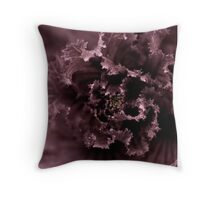 Ornamental Cabbage #1 Throw Pillow