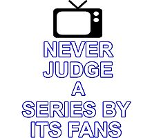 Never Judge A Series  by Hadam10Rose