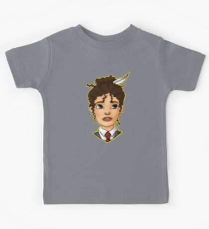 Hermione Bust Kids Tee