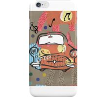 Cabaret Car ! iPhone Case/Skin