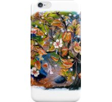 Alice and the Dreaming Tree iPhone Case/Skin