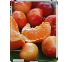 Delightful fruit iPad Case/Skin