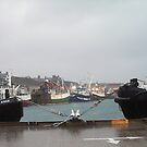 The two Lerwick Harbour Tugs by Twscats