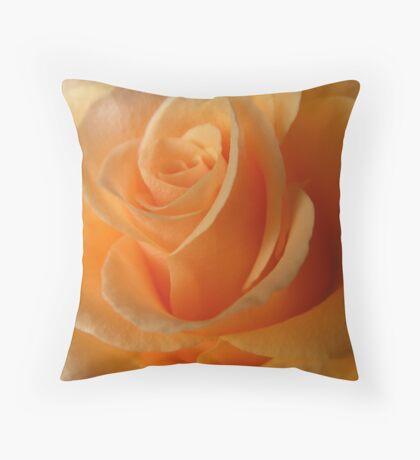 Warm love... Throw Pillow