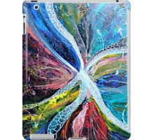 Spectral transformation from energy to light iPad Case/Skin