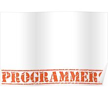 8th Day Programmers T-shirt Poster