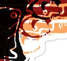 Warhol Guns Sticker