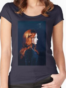Neko Case - This Tornado Loves You Women's Fitted Scoop T-Shirt