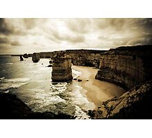 Twelve Apostles, Great Ocean Road, Victoria Photographic Print