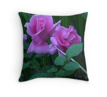 Perfect In Pink Throw Pillow