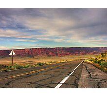 89A in N.Arizona - US Photographic Print