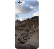 West Ruggedy Dune iPhone Case/Skin
