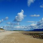 Mulranny Strand by GregBPhotos