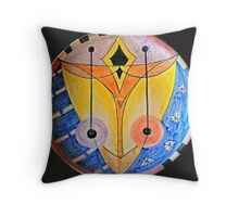 ceramic Throw Pillow