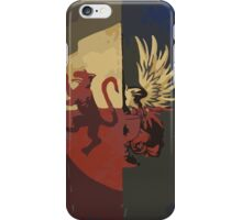 Hero Of Ferelden Tarot Card iPhone Case/Skin