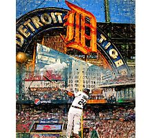Cabrera Wall of Awesome Photographic Print