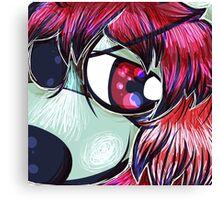 Flo Suflar- Closeup Canvas Print