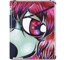 Flo Suflar- Closeup iPad Case/Skin