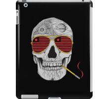 GONZO SKULL iPad Case/Skin