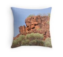 King's Canyon Throw Pillow