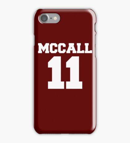 Scott McCall #11 iPhone Case/Skin