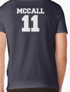 Scott McCall #11 Mens V-Neck T-Shirt