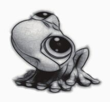 Little Frog 2 by Nathalie Chaput