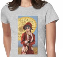 Phryne Womens Fitted T-Shirt