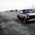Ford Escort Mk2 Rally Car by Thomas Gelder