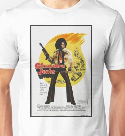 Cleopatra Jones (Red) Unisex T-Shirt
