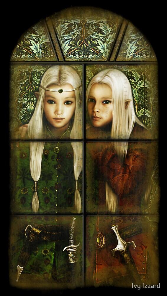 Window by Ivy Izzard