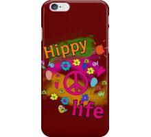 Hippy Life iPhone Case/Skin