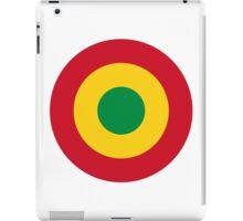 Roundel of Mali Air Force iPad Case/Skin