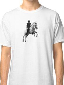 Horse jumping Classic T-Shirt
