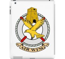 Maltese Air Wing Emblem iPad Case/Skin