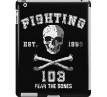 Fighting 103 Jolly Rogers - Warn Look iPad Case/Skin
