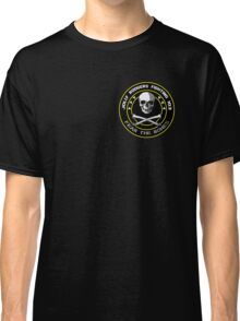Fighting 103 Jolly Rogers Badge Classic T-Shirt
