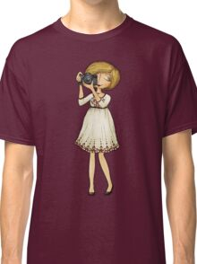 Susan the Wedding Photographer Classic T-Shirt