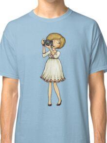 Susan the Wedding Photographer Classic T-Shirt