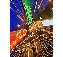 Fargo Theater Explosion Photographic Print