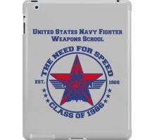 Top Gun Class of 86 - Weapon School iPad Case/Skin