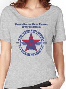 Top Gun Class of 86 - Weapon School Women's Relaxed Fit T-Shirt