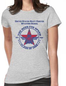 Top Gun Class of 86 - Weapon School Womens Fitted T-Shirt