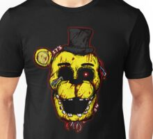 Bloody Golden Freddy FNAF Unisex T-Shirt