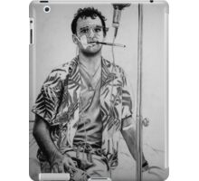 Murray as Thompson iPad Case/Skin