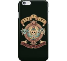 Appetite for salvation iPhone Case/Skin