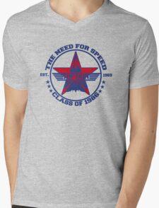 Top Gun Class of 86 - Need For Speed Mens V-Neck T-Shirt