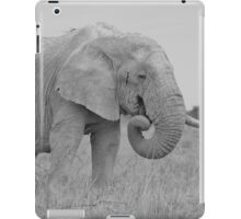 Elephant Bull - Wildlife Peace and Harmony iPad Case/Skin
