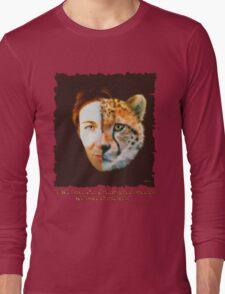 """Save Our Endangered Species"" Shirt design Long Sleeve T-Shirt"