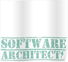 8th Day Software Architects T-shirt Poster
